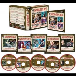 Bill Graham Memorial Concert, San Francisco, CA 03-Nov-91 (5 CD Box Set)