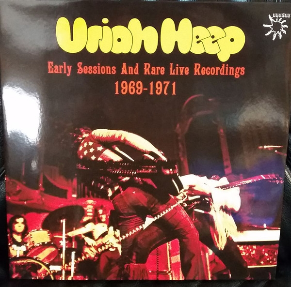 Early Sessions And Rare Live Recordings 1969-1971 (2 Vinyls)