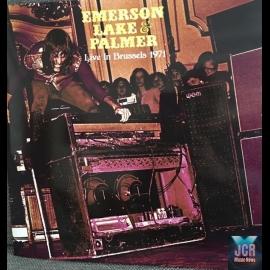 Live In Brussels 1971 (Vinyl)