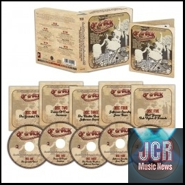 Snack Benefit Concert, San Francisco 1975 (5CD Clamshell Box)