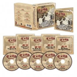 Snack Benefit Concert, San Francisco 1975 (5CD Clamshell Box)
