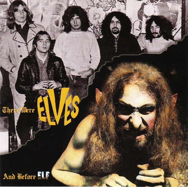 Featuring Ronnie James Dio ‎– And Before Elf... There Were Elves