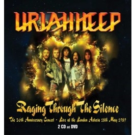 RaginRaging Through The Silence The 20th Anniversary Concert  (2CD/1DVD EXPANDED EDITION)