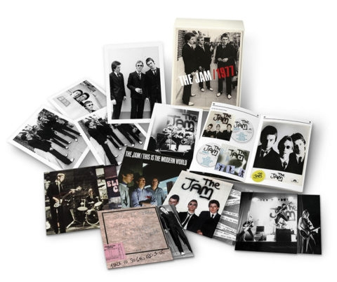 '1977' 40th anniversary (4CD/DVD Box Set)