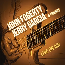 John Fogerty and Jerry Garcia live in concert in 1989