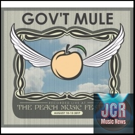 Live at 2017 Peach Music Festival (2CD)