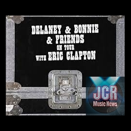 Delaney & Bonnie & Friends With Eric Clapton ‎– On Tour (Box Set * 4CD)