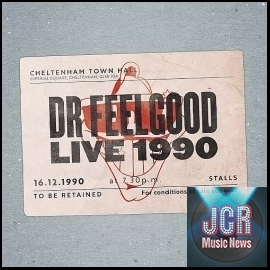 Live 1990 – At Cheltenham Town Hall (CD + DVD)