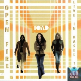 Open Fire – Live In Basel 1972  * Digipack