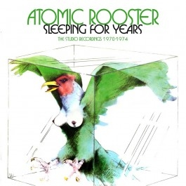 Sleeping for Years – The Studio Recordings 1970-1974 (4CD Clamshell Box Set)