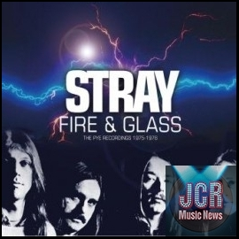 Fire & Glass - The Pye Recordings 1975-1976 (2CD Remastered Edition)