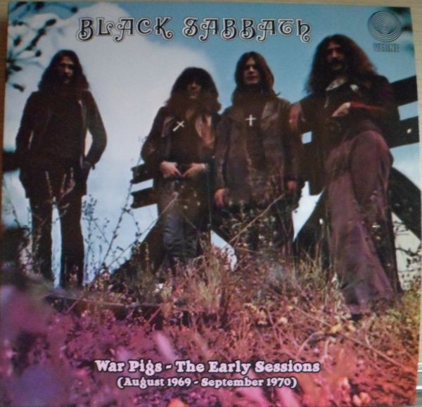 War Pigs - The Early Sessions (August 1969 - September 1970) (Vinyl)
