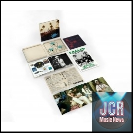 Hotel California (40th Anniversary Deluxe Edition) (2CD+Blu-ray Deluxe Edition Box set)