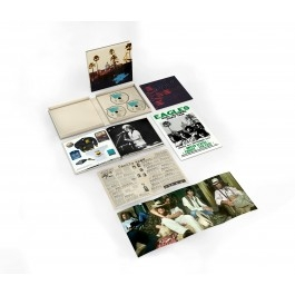 Hotel California (40th Anniversary Deluxe Edition) (2CD+Blu-ray Deluxe Edition Box set)