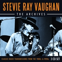 Classic Live Radio Broadcasts From The 1980s (3CD)