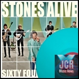 Stones Alive - Sixty Four Sixty Five (Limited 180g Aqua Vinyl )