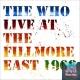 Live at The Fillmore East: Saturday April 6, 1968 (2CD)