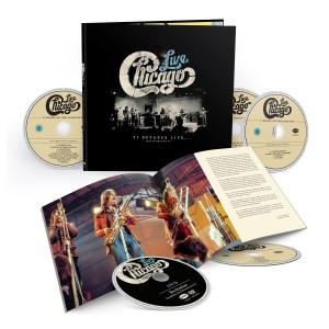 Chicago: VI Decades Live (This is What We Do) (4CDs/1DVD)
