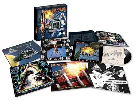 Volume One The Eighties The CD Collection: (7CD Box set)