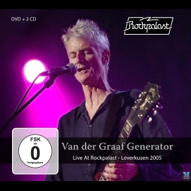 Van Der Graaf Generator - Live At Rockpalast: Leverkusen 2005 (2CD+DVD)