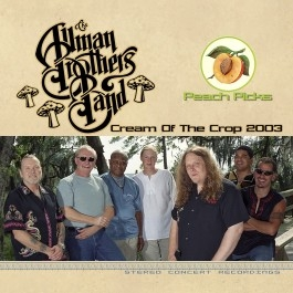 Peach Picks: Cream Of The Crop 2003 (4CD)