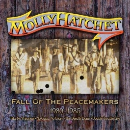 Fall Of The Peacemakers 1980-1985 (4CD Clamshell Box)