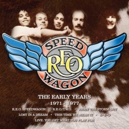 The Early Years 1971-1977 (8CD Box Set)