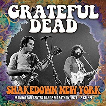 Shakedown New York Live 1971 (2CD)