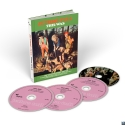 the 50th anniversary of Jethro Tull's debut, a 3CD/1DVD casebound book deluxe edition