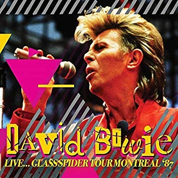 Live... Glass Spider Tour Montreal 87