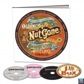 Ogdens Nut Gone Flake (Box Set) 3CD+DVD