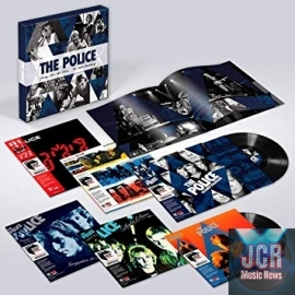 Every Move You Make: The Studio Recordings [VINYL] Box set