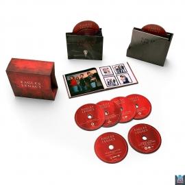 Legacy CD Box Set CD+Blu-ray, Box-Set