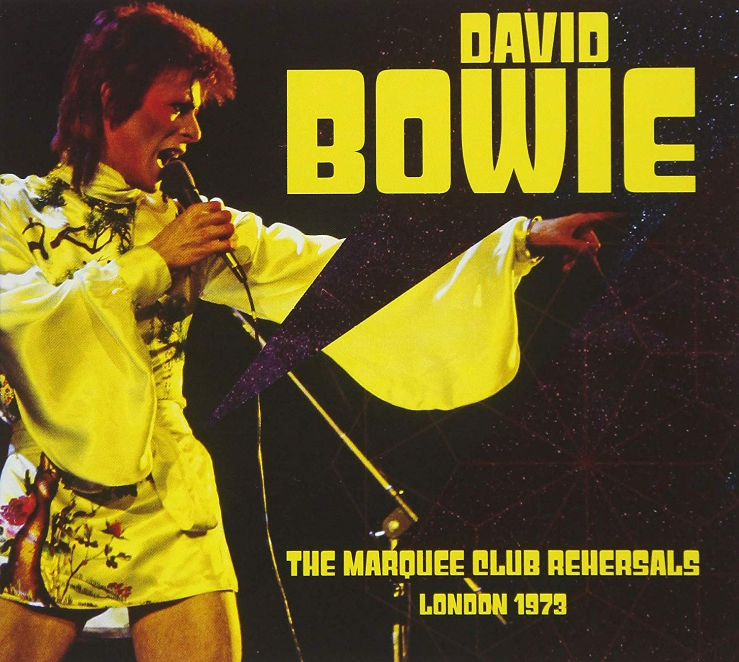 The Marquee Club Rehearsals Londres 1973 (2CD)
