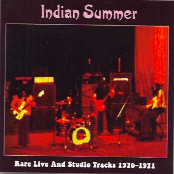 Rare Live And Studio Tracks 1970-1971