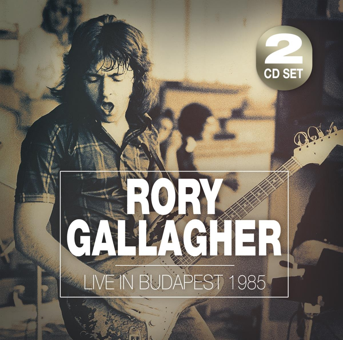 Live In Budapest 1985 (2CD)