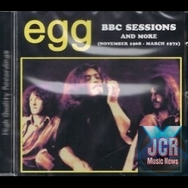 BBC Sessions And More (1968-1972)