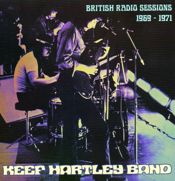 British Radio Sessions 1969 - 1971