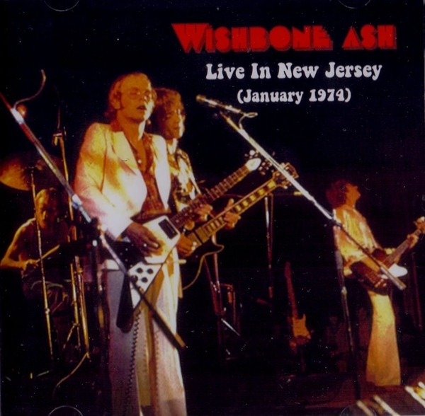 Live In New Jersey (January 1974)