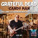 Recorded live at the Oakland Coliseum on October 27th 1991. (2CD)