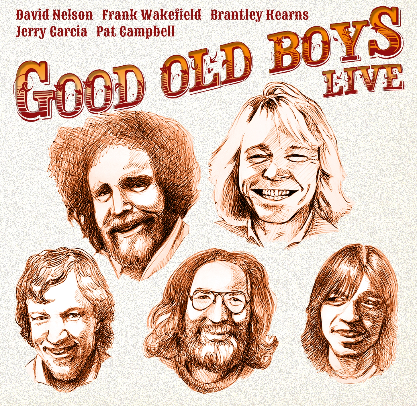 Good Old Boys - Live (2CD)