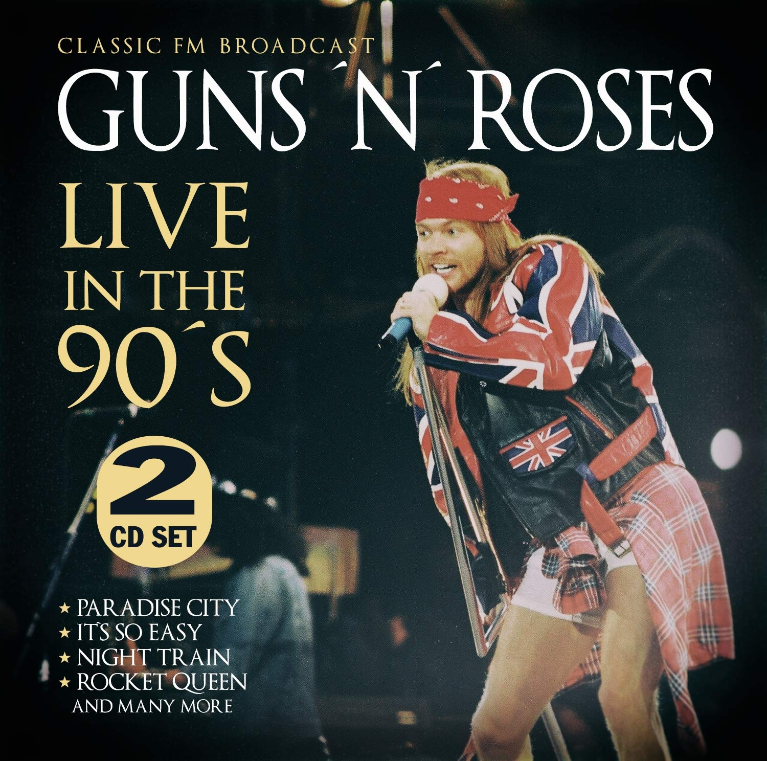 Live in the 90'S (2CD)