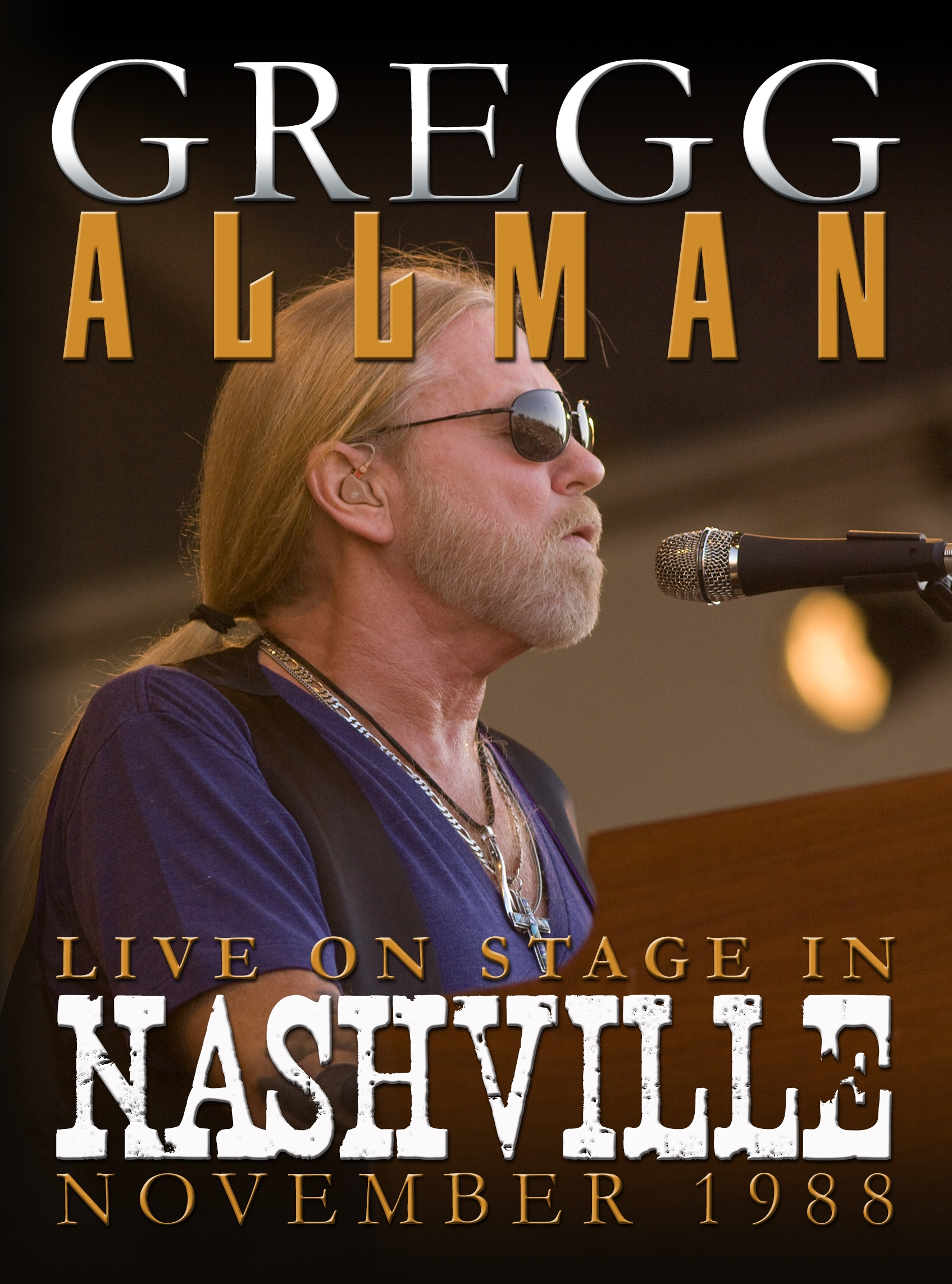 Live On Stage In Nashville 1988 (DVD)