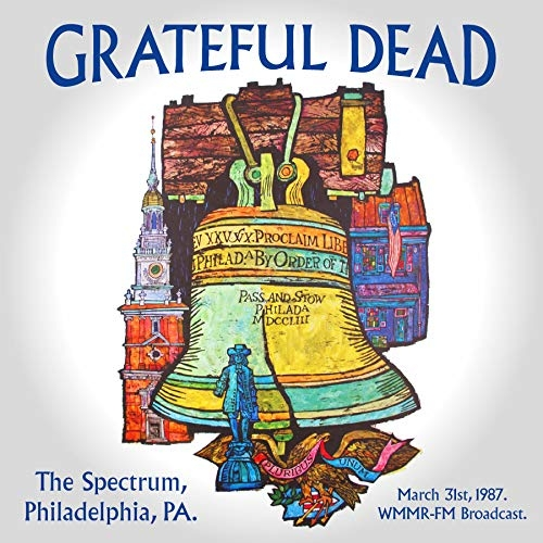 The Spectrum, Philadelphia, PA, March 31st 1987 (2CD)