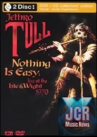 Nothing Is Easy - Live at the Isle of Wight 1970 (DVD IMPORT ZONE 2 + CD)