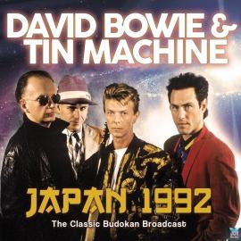 & Tin Machine - Japan 1992