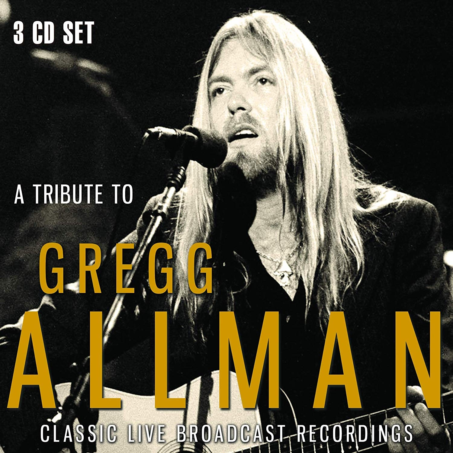 A Tribute To Gregg Allman Box Set, 3CD