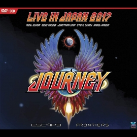 Escape & Frontiers Live in Japan Box Set, 2 CD + DVD