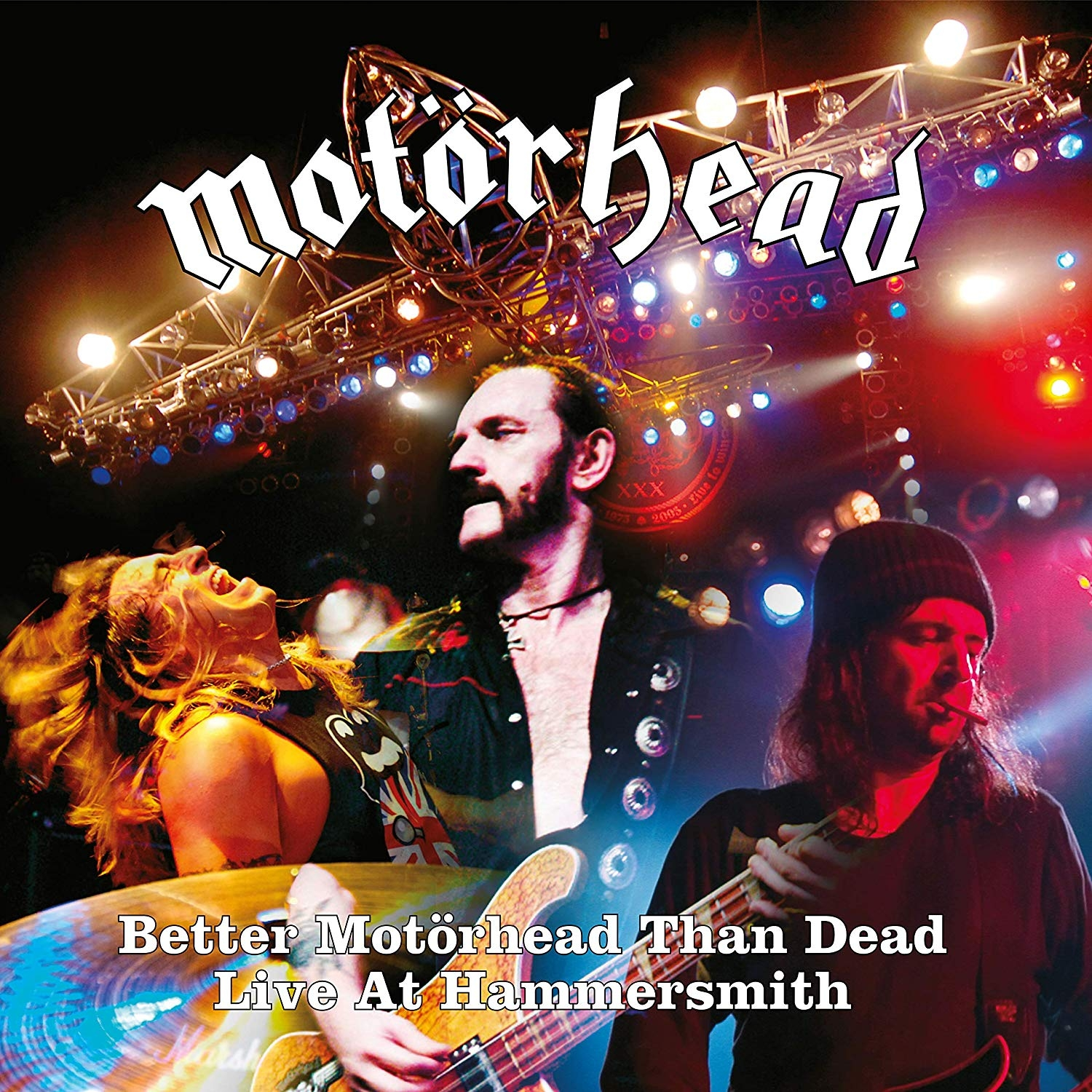 Better Motorhead Than Dead at Hammersmith (2CD)
