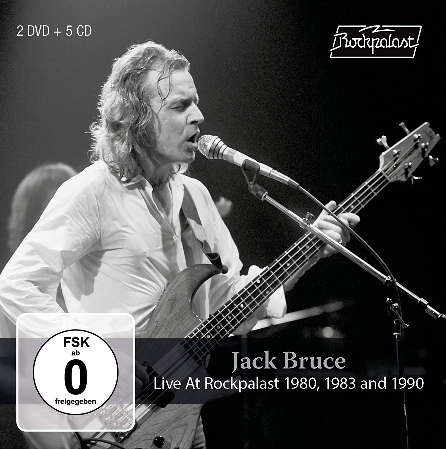 Live At Rockpalast 1980, 1983 And 1990 [5CD/2DVD]